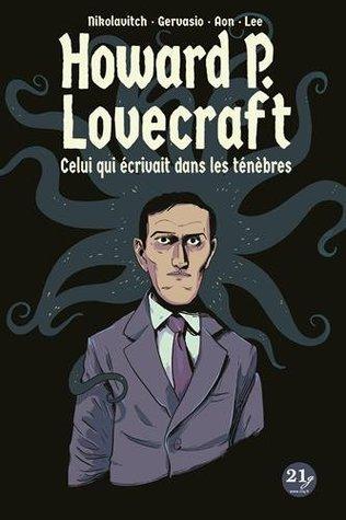 Howard P. Lovecraft by Alex Nikolavitch