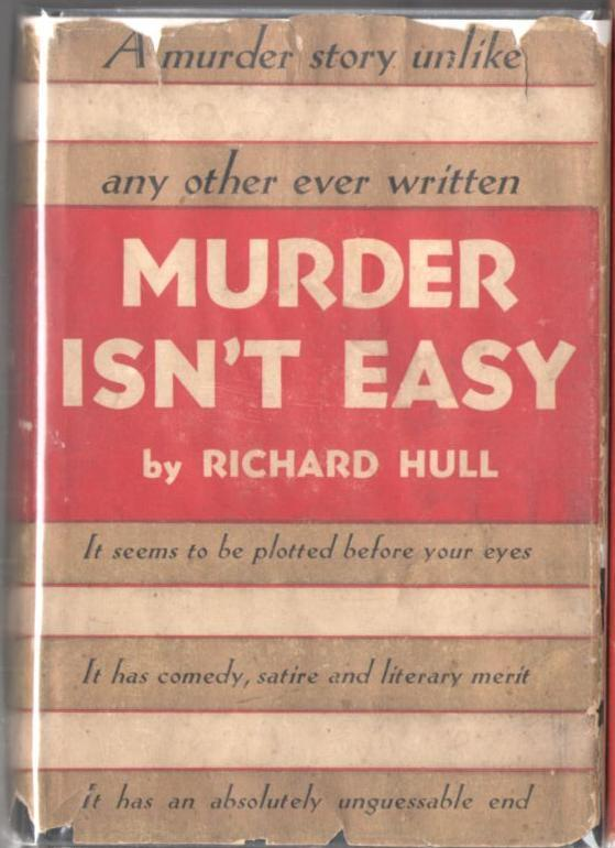 Murder Isn't Easy