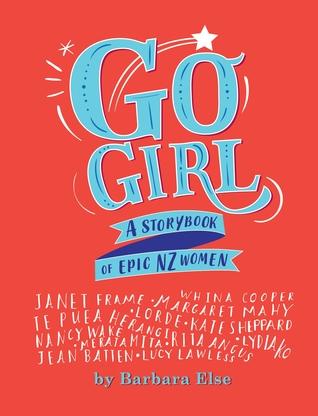 Go Girl by Barbara Else