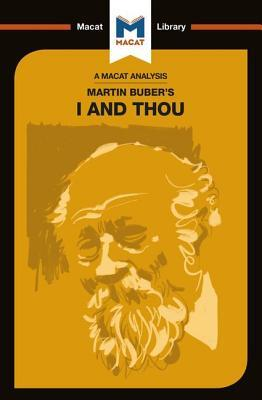 Martin Buber's I and Thou