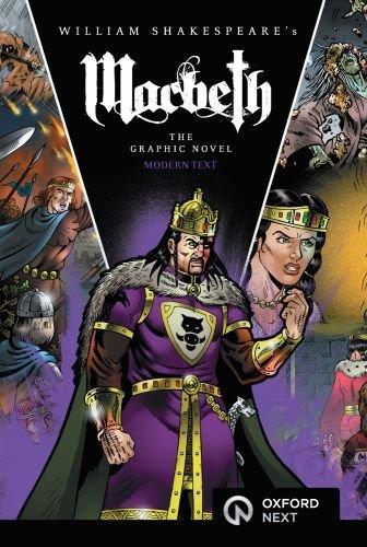 Macbeth: The Graphic Novel, Modern Text