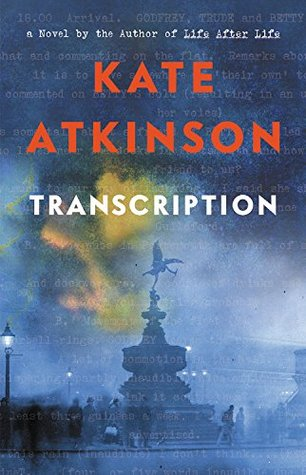 Image result for Kate Atkinson's 'Transcription'
