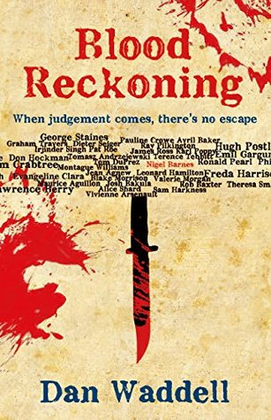 Blood Reckoning (Blood Detective #3)