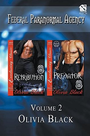 Federal Paranormal Agency, Volume 2: Retribution / Predator