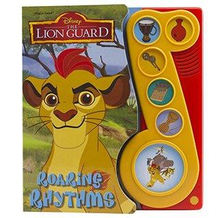 Disney's The Lion Guard Little Music Note 9781503706972