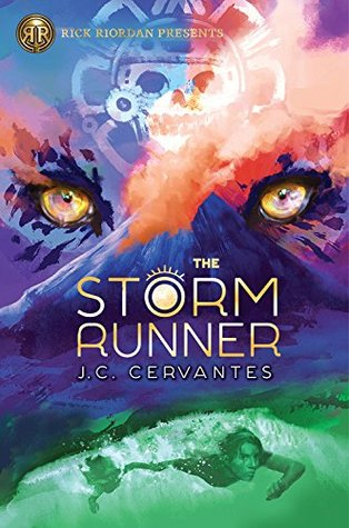 Image result for the storm runner jc cervantes