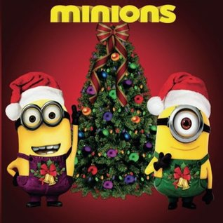 Minions Christmas Colouring Book: Colouring, Art, Stuart, Dave, Kevin, Gus, Smurf, Birthday, Present, Gift, Finding nemo, Zootopia, Frozen, Mickey ... Cartoon, Fun, Kids, Children