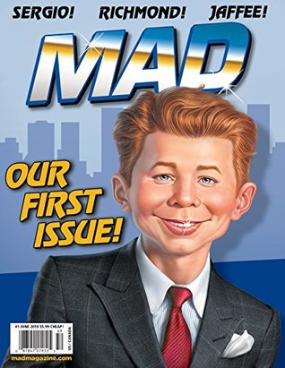 MAD Magazine (2018-) #1 by Various