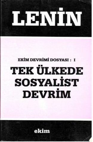 Tek Ülkede Sosyalist Devrim