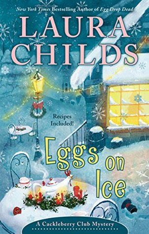 Eggs on Ice (Cackleberry Club, #8)