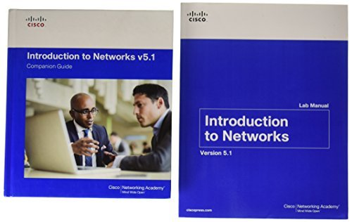 Introduction to Networks Companion Guide and Lab Manual v5.1 ValuePack