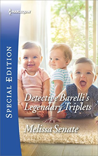 Detective Barelli's Legendary Triplets (The Wyoming Multiples Book 2630)