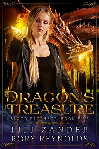 Dragon's Treasure (Blood Prophecy, #5)