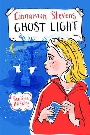 Ghost Light (Cinnamon Stevens, #2)