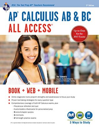 AP® Calculus AB & BC All Access Book + Online (Advanced Placement