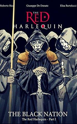 The Black Nation (Red Harlequin Graphic Novel #1) (Red Harlequin Graphic Novel Series)