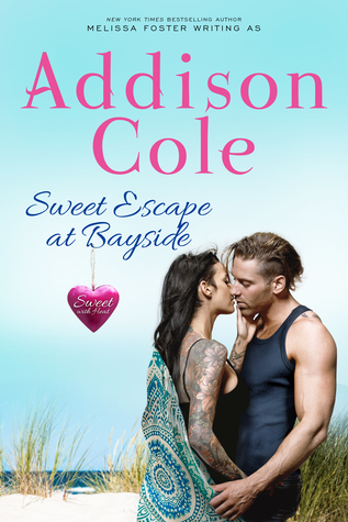 Sweet Escape at Bayside (Sweet with Heat: Bayside Summers #4)