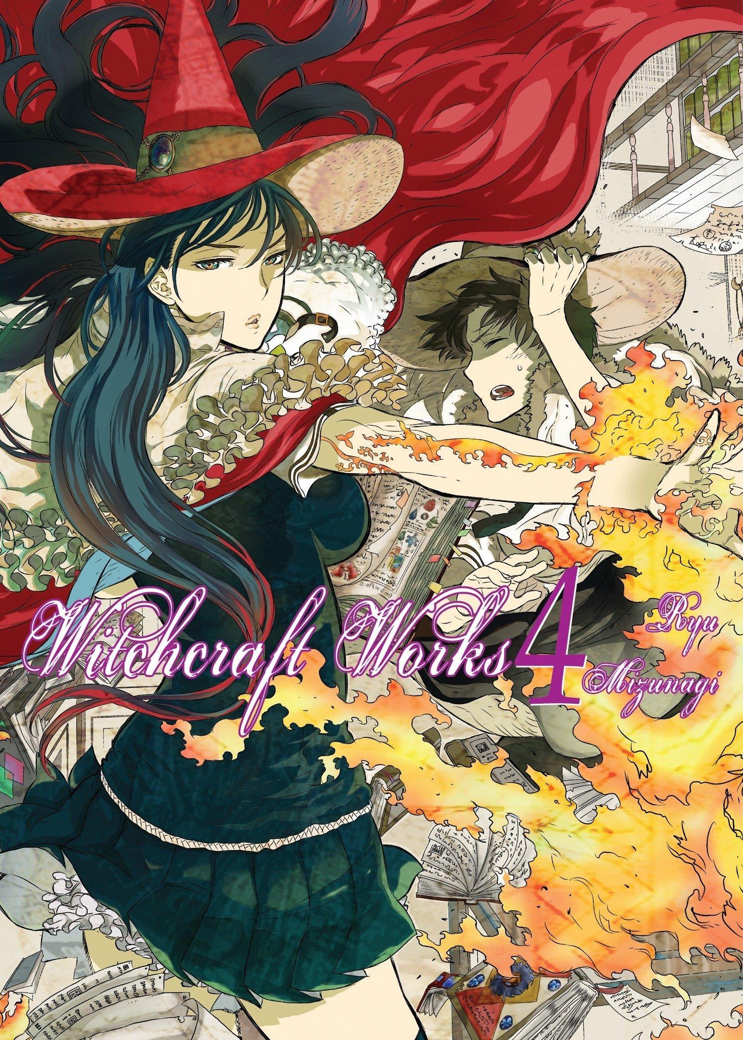 Witchcraft Works, Vol. 4 (Witchcraft Works, #4)