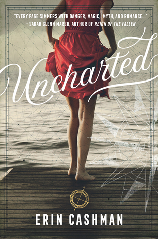 Preorder Uncharted by Erin Cashman