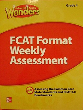 FCAT Format Weekly Assessments Grade 4