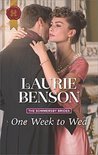 One Week to Wed (The Sommersby Brides #1)