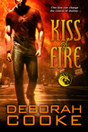 Kiss of Fire (The Dragonfire Novels, #1)