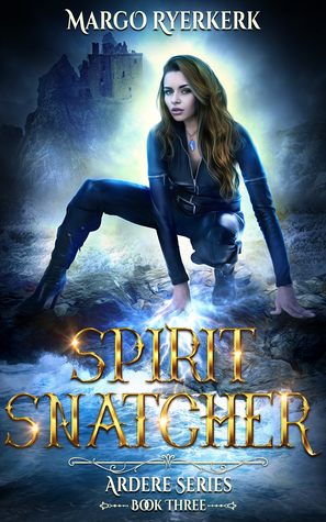 Image result for spirit snatcher by margo ryerkerk
