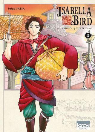 Isabella Bird, Femme exploratrice #3 by Taiga Sassa
