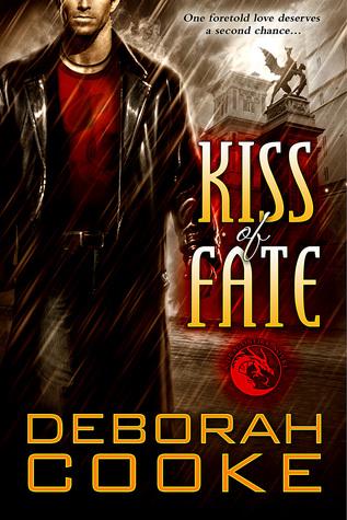 Kiss of Fate  (Dragonfire, #3)