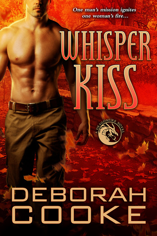 Whisper Kiss (Dragonfire, #5)