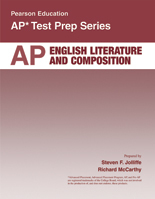 AP Literature and Composition Pearson Education (AP Test Prep Series)