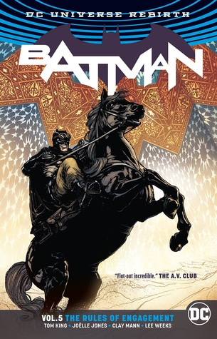 Batman, Volume 5: Rules of Engagement