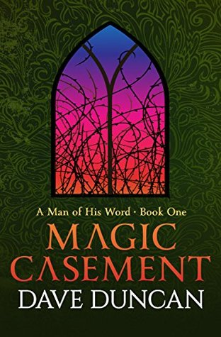 Magic Casement (A Man of His Word)