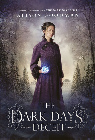 The Dark Days Deceit (Lady Helen, #3)