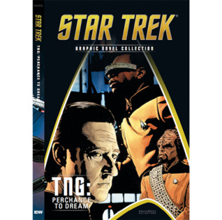 TNG: Perchance To Dream (Star Trek Graphic Novel Collection, #33)