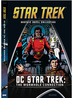 DC Star Trek: The Wormhole Connection (Star Trek Graphic Novel Collection, #31)