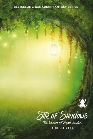 Stir of Shadows (Legend of Rhyme, Book #6)