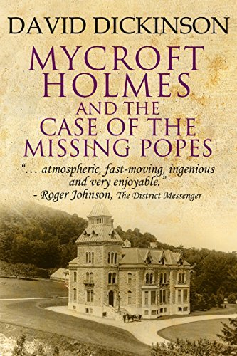 Mycroft Holmes and The Case of the Missing Popes