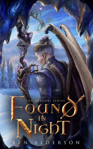 Found in Night (The Dragori, #2)