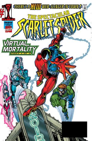 Spectacular Scarlet Spider #1