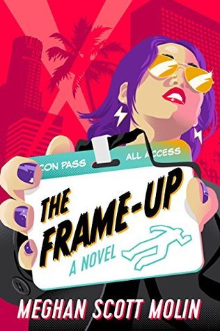 The Frame-Up (The Golden Arrow Mysteries, #1)