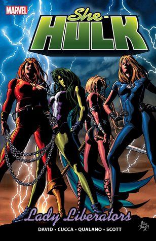 She-Hulk, Volume 9: Lady Liberators