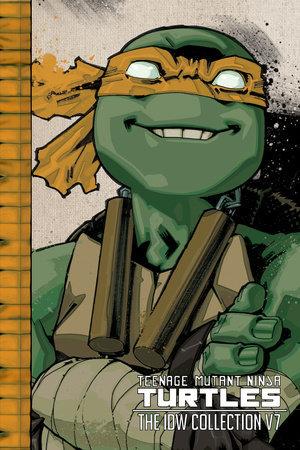 Teenage Mutant Ninja Turtles: The IDW Collection, Volume 7
