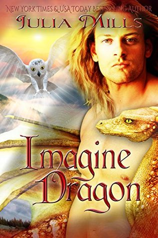 Imagine Dragon by Julia Mills