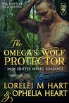 The Omega's Wolf Protector (The Shifters of Distance #1)