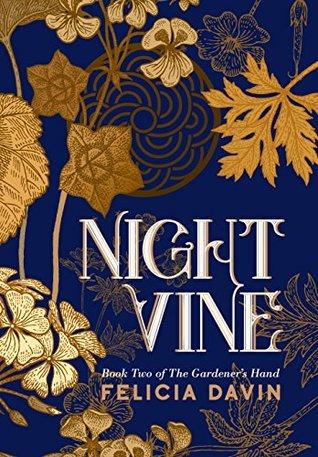 Nightvine (The Gardener's Hand, #2)