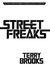 Street Freaks by Terry Brooks