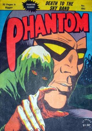 The Phantom #892: The Sky Band, Part 2