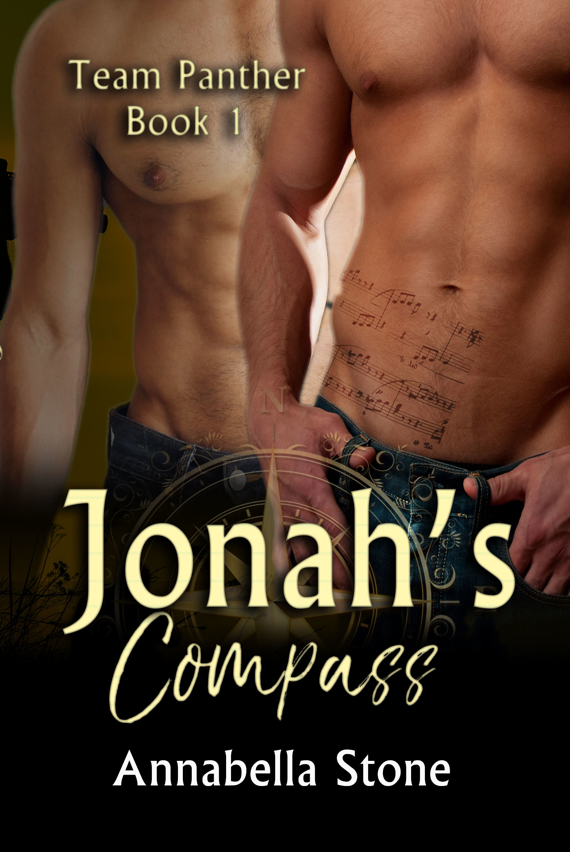 Jonah's Compass (Delta Force: Team Panther #1)