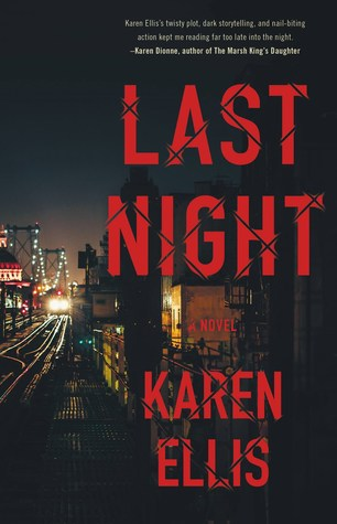 Last Night (The Searchers, #2)